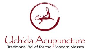 Uchida Acupuncture logo for covid 19 page
