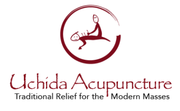 Uchida Acupuncture logo for services page